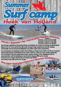 Summer Surfcamp 2018